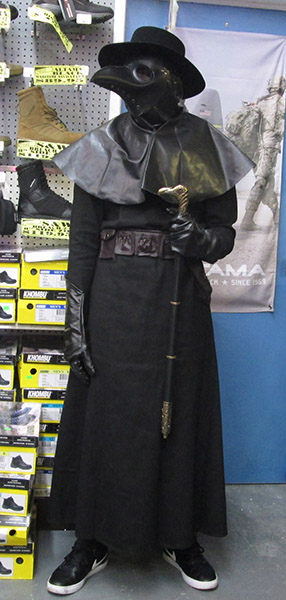 Plague Doctor  Halloween Costume